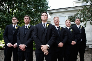 Best of 2011: The MEN | Michigan Wedding Photographer