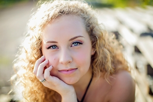 Rileigh | Class of 2015 | Detroit Michigan Senior Photographer