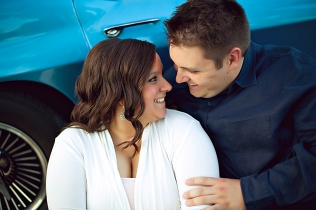 Matt + Angelica Engagement | Metro Detroit Photographer