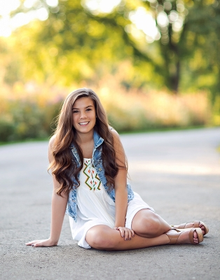 LEXI: CLASS OF 2015 | Detroit Michigan senior photographer