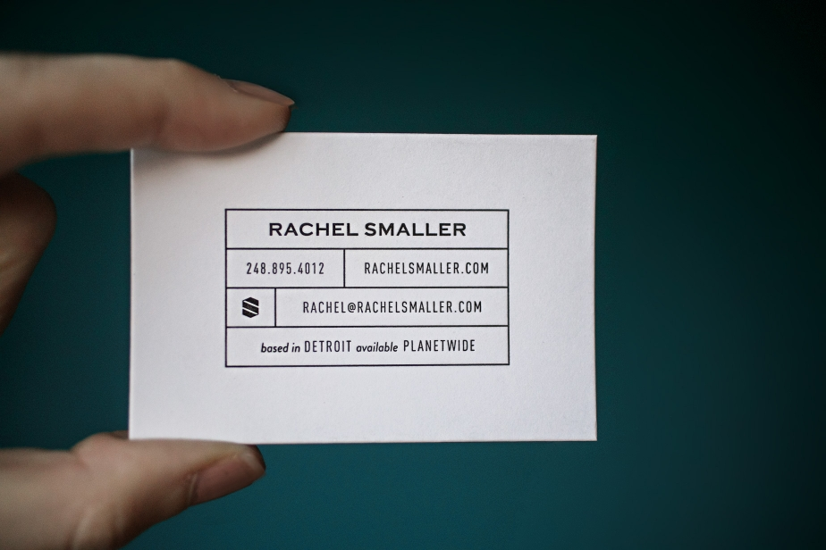 Rebrand, detroit michigan photographer, rachel smaller photography, black business cards, custom photography website, second street creative, 2nd street creative
